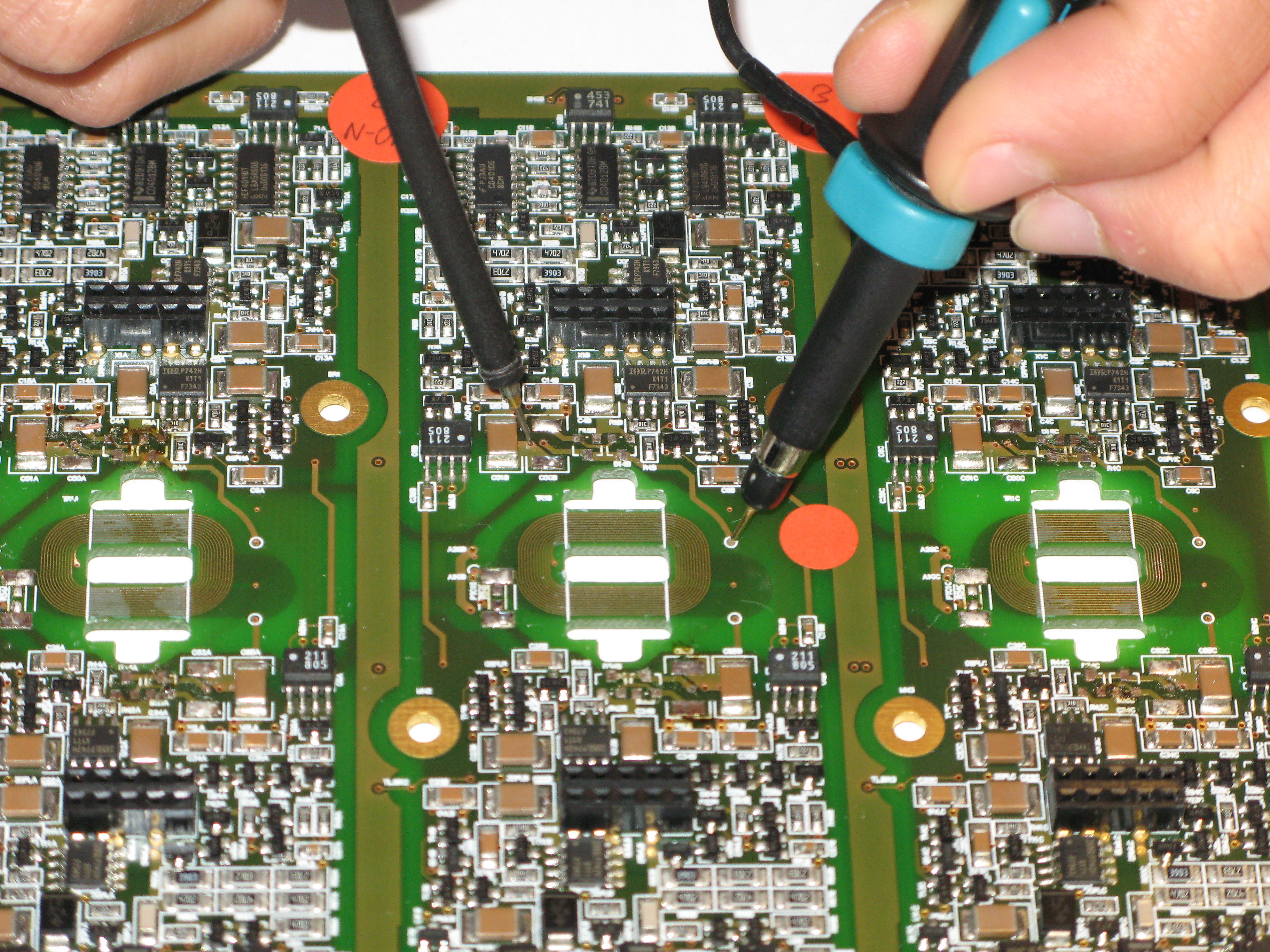 Power Supply Analysis Printed Circuit Board Technology Conceptual Winding Failures In Planar Transformers Are Sometimes Hard To Detect We Show How The Bode 100 Can Be Used